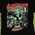 Terrorizer - World Downfall Boot