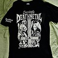 Swedish Death Metal TShirt or Longsleeve