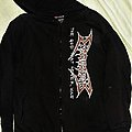 Dismember - The God That Never Was Zip boot Hooded Top