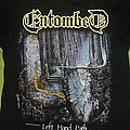 Entombed - Left Hand boot