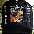 Drawn and Quartered - Hail Infernal Darkness Long sleeve