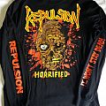 Repulsion - Horrified Longsleeve