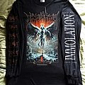 Immolation - Atonement Long Sleeve