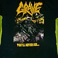 Grave - You'll Never See... Boot TShirt or Longsleeve