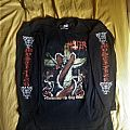 Mystifier - Tormenting the Holy Trinity longsleeve