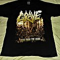 Grave - Back from the Grave TShirt or Longsleeve