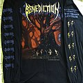 Benediction - The Grand Leveller Long Sleeve