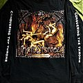 Hate Eternal - Conquering The Throne Ls TShirt or Longsleeve