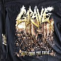 Grave - TShirt or Longsleeve - Back from the grave ls