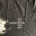 Katatonia - TShirt or Longsleeve - The call on the bird
