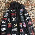 Metal hoodie!