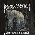 Embalmed existence