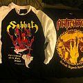 Sabbat and antichrist shirts