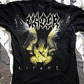Vader - Litany - T-Shirt