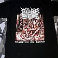 Severe Torture - Feasting On Blood - T-Shirt