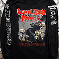 Demolition Hammer - Intercontinental Devourment 2018 - Longsleeve