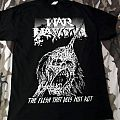 War Master - The Flesh That Does Not Rot - T-Shirt