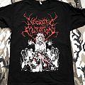 Necrotic Mutation - Feeding On Human Flesh - T-Shirt