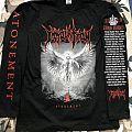 Immolation - Atonement Tour '18 - Longsleeve TShirt or Longsleeve
