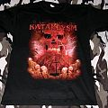 Kataklysm - Shadows and Dust Tour 2002 - T-Shirt