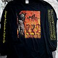 Nile - Amongst The Catacombs Of Nephren-Ka - Longsleeve