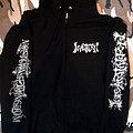 Incantation - Nocturnal Kingdom - Zip-Hoodie Hooded Top