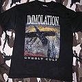 Immolation - Unholy Cult - T-Shirt