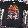 Guttural Secrete - Reek Of... - T-Shirt