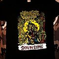 Jungle Rot - Skin The Living - T-Shirt