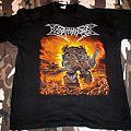Dismember - Massive Killing Capacity - T-Shirt