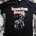 Demolition Hammer - Netherlands Deathfest 2017 - T-Shirt