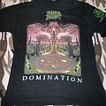 Morbid Angel - Domination - T-Shirt