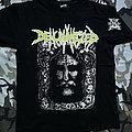 Dehumanized - NRW DEATHFEST 2012 - T-Shirt