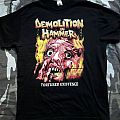 Demolition Hammer - Tortured Existence 2017 - T-Shirt