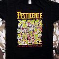 Pestilence - Consvming Impulse uncensored - T-Shirt