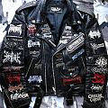 Leimy's Death Metal Leatherjacket