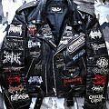 Leimy's Death Metal Leatherjacket