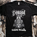 Demigod - Unholy Domain - T-Shirt