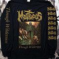 Mortuous - Through Wilderness - Longsleeve TShirt or Longsleeve
