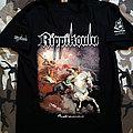 Rippikoulu - Musta Seremonia - T-Shirt
