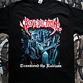 Benediction - Return To Rubicon - T-Shirt