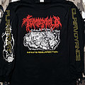 Tomb Mold - Planetary Clairvoyance - Longsleeve TShirt or Longsleeve