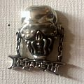 Vic Rattlehead Megadeth Pin by Alchemy UK