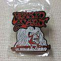 Morbid Saint Official Metallic Pin