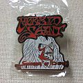 Morbid Saint Official Metallic Pin