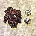 Carcass Head Pin by Maggotstomp