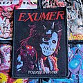 Exumer - Patch - Exumer Possessed by Fire