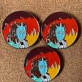 Exumer - Pin / Badge - Official Exumer Pins