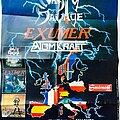 Exumer - Other Collectable - Exumer Blitzkrieg poster