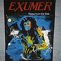 "Exumer - Patch - Exumer ""Rising from the Sea"" Backpatch"